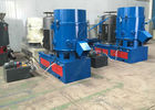 SGS Certification Plastic Pet Granules Making Machine Stainless Steel Low Noise