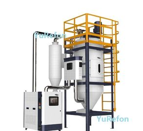 High Capacity Pet Crystallizer Dryer Dehumidifier For Pharmaceutical Industries