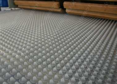 Dimpled Drainage Board Production Machine Line With Waterproof Non Woven Geotextile