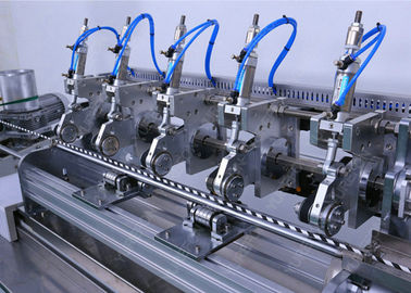 Eco Friendly Paper Straw Making Machine , Paper Straw Manufacturing Equipment