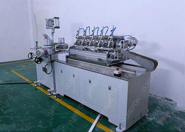 Environment Friendly Advanced Paper Straw Making Machine Made Of Stainless Steel